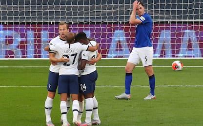 A Mourinho basta un autogol: Ancelotti battuto 1-0