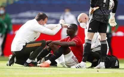 United ko 3-1, Chelsea in finale. Paura per Bailly