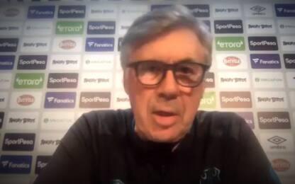 """Ancelotti: """"Voglio restare a lungo all'Everton"""""""