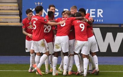 United e Chelsea in Champions, Aston Villa salvo