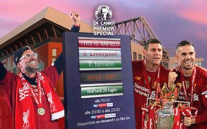 """""""Di Canio Premier Special"""": il Liverpool è tornato"""