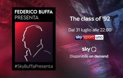 "#SkyBuffaPresenta: ""The class of '92"""