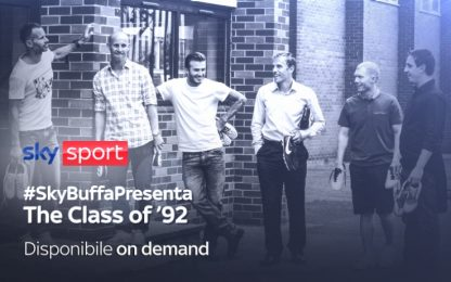The class of '92: storia dei fab six dello United