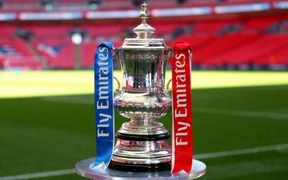 FA Cup, eliminati i replay in caso di parità