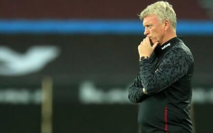 Caos Covid al West Ham: Moyes cacciato da stadio