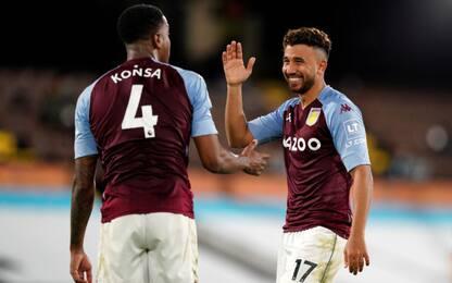 Fulham-Aston Villa 0-3
