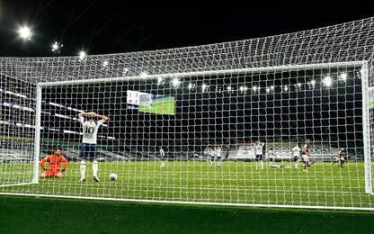 Harakiri Tottenham: da 3-0 a 3-3 col West Ham