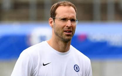 "Cech torna al Chelsea: sarà ""portiere d'emergenza"""