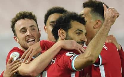 Vince il Liverpool, stop City. United-Chelsea 0-0