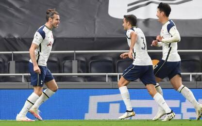 Bale, 7 anni dopo ancora gol col Tottenham. VIDEO