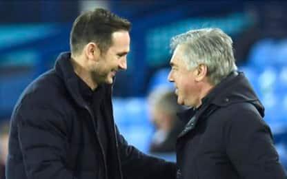 Ancelotti batte Lampard: Everton-Chelsea 1-0