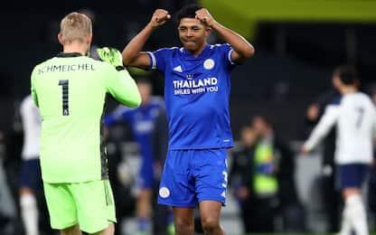 Tottenham ancora ko: il Leicester vince 2-0, è 2°