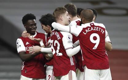 L'Arsenal si rilancia nel derby: 3-1 al Chelsea