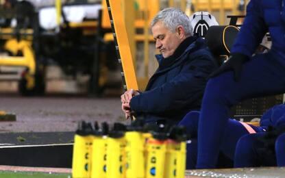 Mou fermato dal Wolves, il Tottenham pareggia 1-1