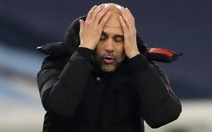 "Guardiola: ""5 positivi"".  Ma City-Chelsea si gioca"
