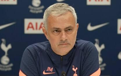 """Rinvio Tottenham-Fulham, Mou: """"Poco professionale"""""""
