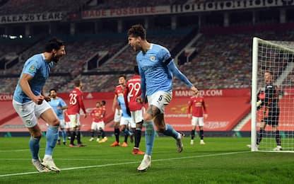 Il derby è del City: ora finale col Tottenham
