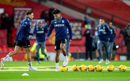 Tanti positivi, Aston Villa a rischio focolaio