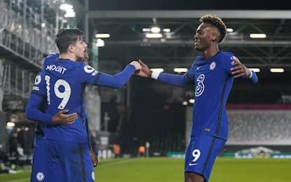 Mount rilancia il Chelsea: 1-0 al Fulham