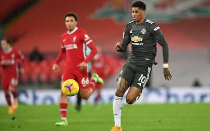 Liverpool-United finisce 0-0. Mou batte Sheffield