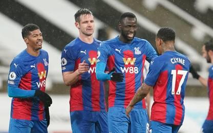Newcastle-Crystal Palace 1-2