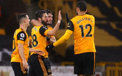 Wolves-Arsenal 2-1
