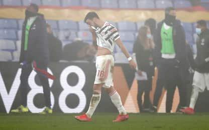 Lo United rallenta: 0-0 col Palace e -14 dal City
