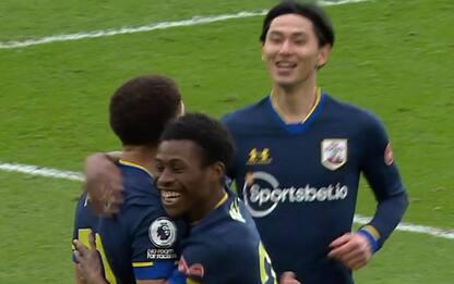 Sheffield United-Southampton 0-2