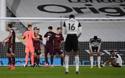 Fulham-Leeds 1-2: highlights