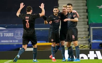 Pep batte Ancelotti: City in semifinale di FA Cup