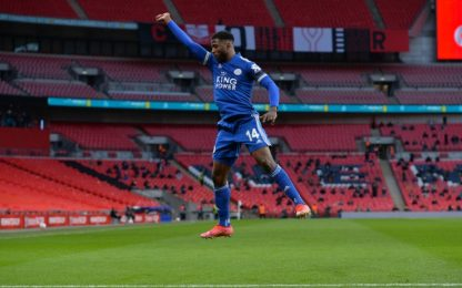Iheanacho batte i Saints, il Leicester in finale