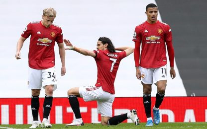 United batte 3-1 il Burnley, la Premier si riapre?