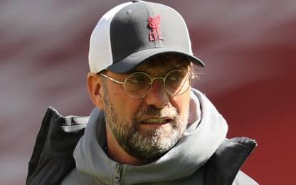 """Klopp duro: """"Il Liverpool non merita la Champions"""""""