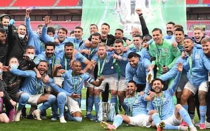 Il City vince la Coppa di Lega: Tottenham ko 1-0