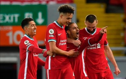 Liverpool-Southampton 2-0
