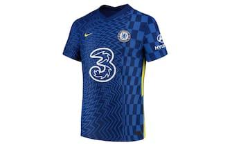 Chelsea, la maglia ufficiale 2021-2022: sarà usata anche in finale di ...