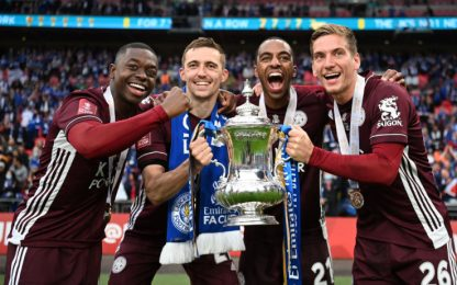 FA Cup al Leicester, Chelsea ko: decide Tielemans