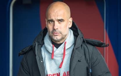 """Guardiola: """"Verrò in Italia, nessuno come Messi"""""""