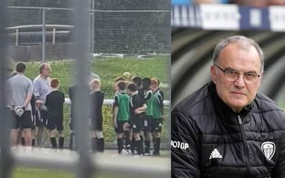 Sorpresa Bielsa: allena i ragazzini del Leeds