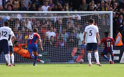 Crystal Palace-Tottenham 3-0