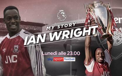 Arsenal, Ian Wright è il protagonista di My Story
