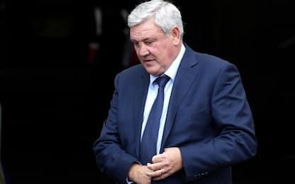 Bruce lascia il Newcastle: rescissione consensuale