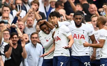 Il Tottenham vince anche senza Kane: City ko 1-0