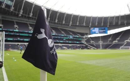 Incendio allo stadio: Tottenham evacua 300 persone