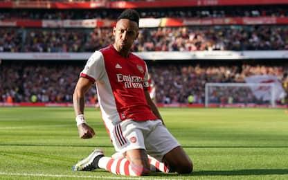 Arsenal show, 3-1 al Tottenham nel Derby