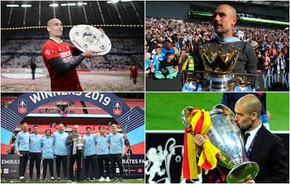 Guardiola, ecco il 31° titolo: i trofei vinti