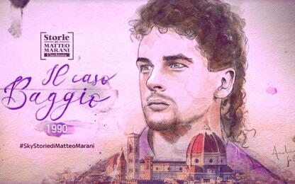 Storie di Matteo Marani: 1990, il caso Baggio