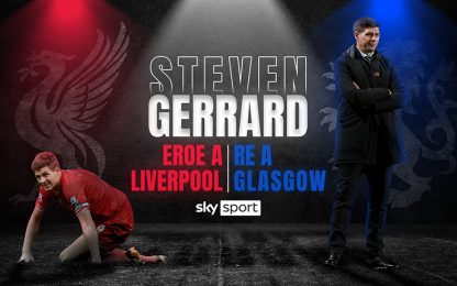 Gerrard, il nuovo re di Glasgow: lo speciale Sky