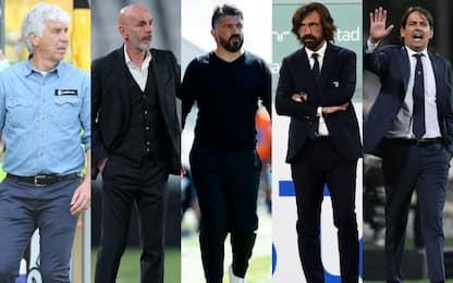 La Juve ora è quinta: la volata verso la Champions