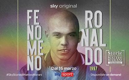 """Storie di Marani: """"1997, Fenomeno Ronaldo"""""""